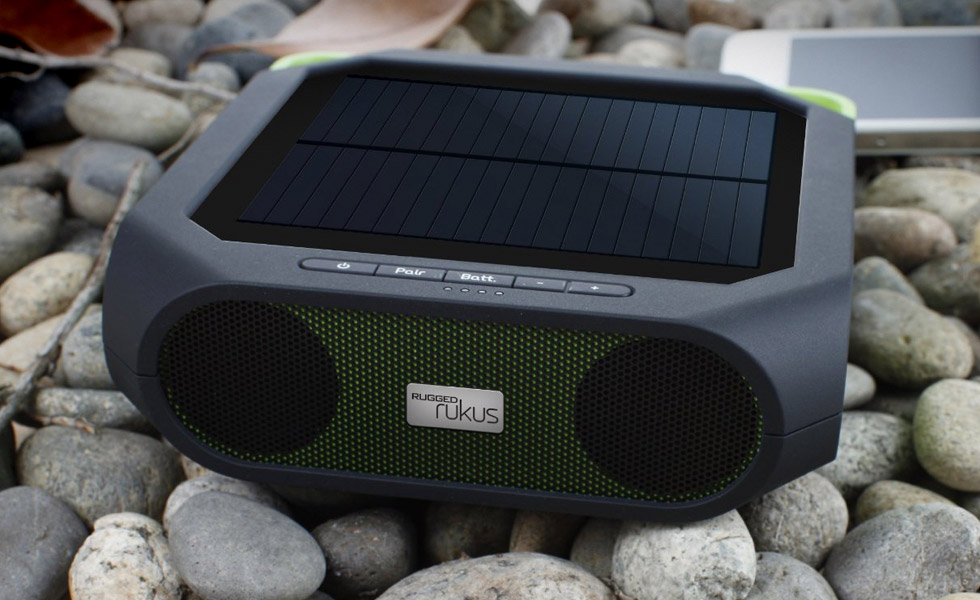 New Solar Powered Gadgets