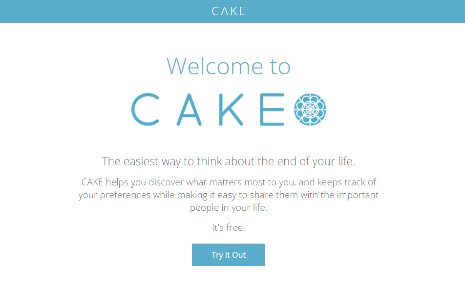 cake app what is it