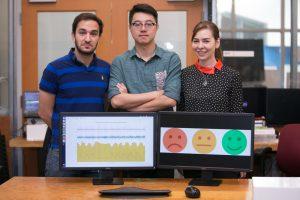 The MIT EQ Radio research team.
